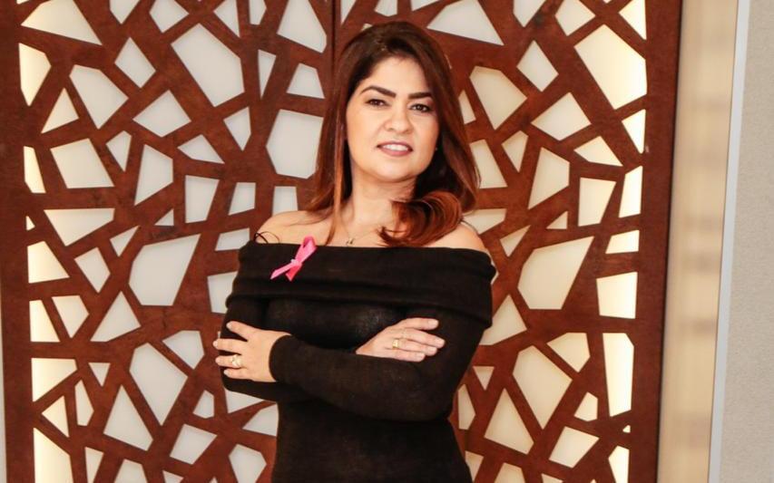 Outubro Rosa e a conscientização sobre o câncer de mama e de colo de útero